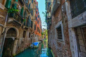 Włochy - miasto